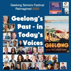 Geelong's Past In Today's Voices podcast podcast cover